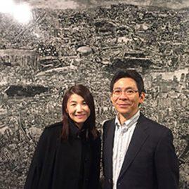 長谷川 一英・恵美子/Emiko & Kazuhide Hasegawa