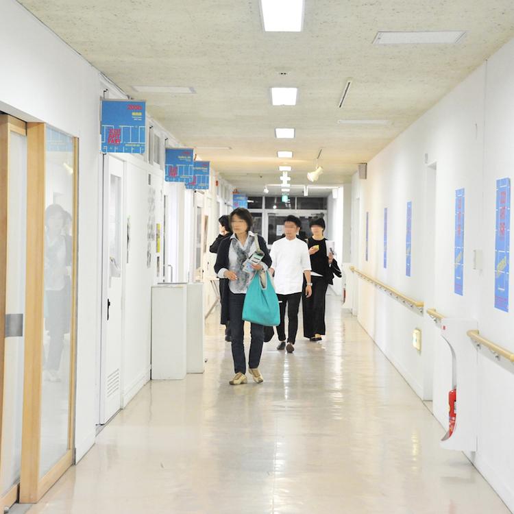 地下・2F<教室エリア>