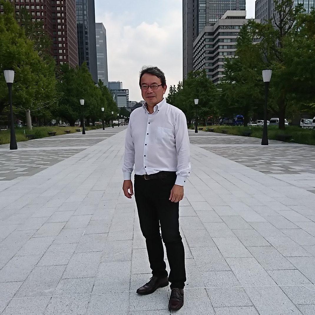 角谷 幹夫