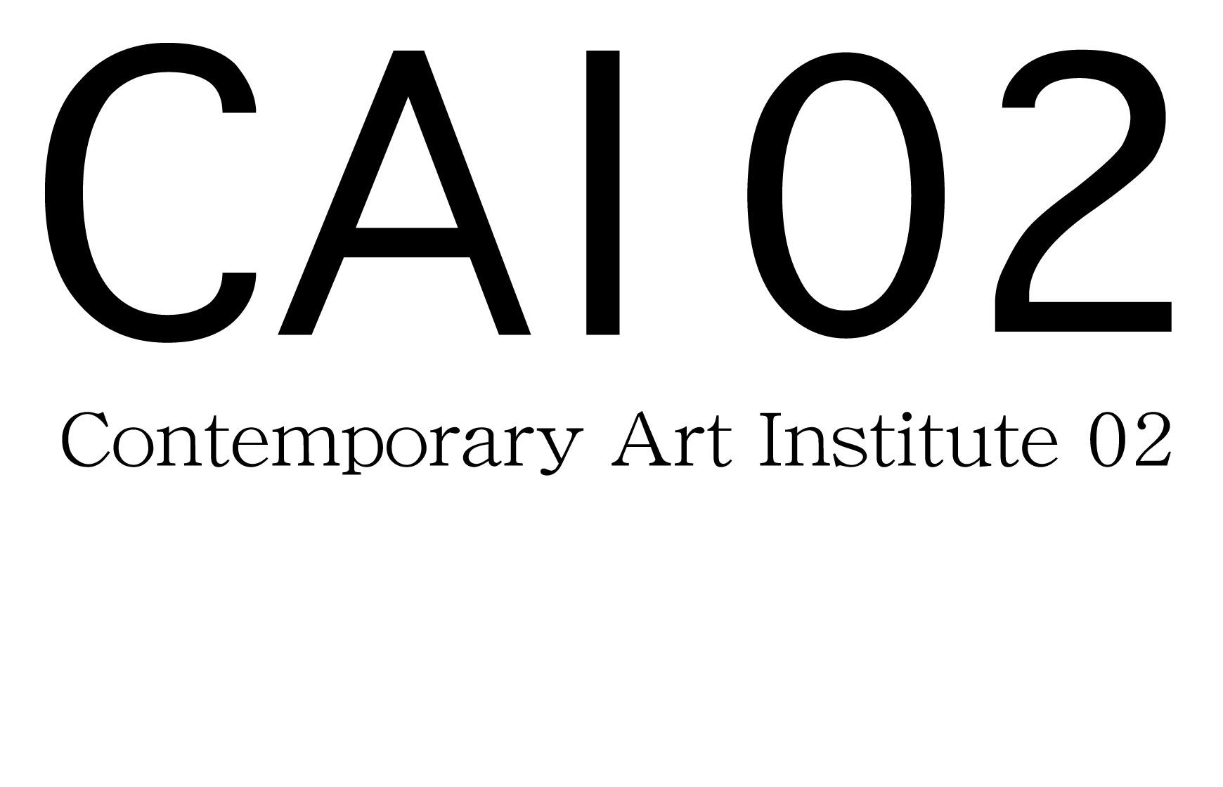 CAI現代芸術研究所/CAI02