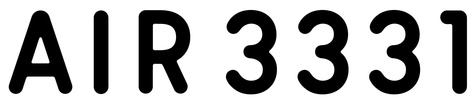 AIR 3331