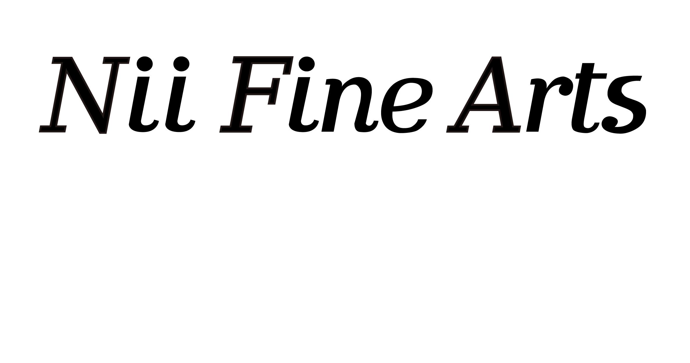 ARTDYNE / Nii Fine Arts