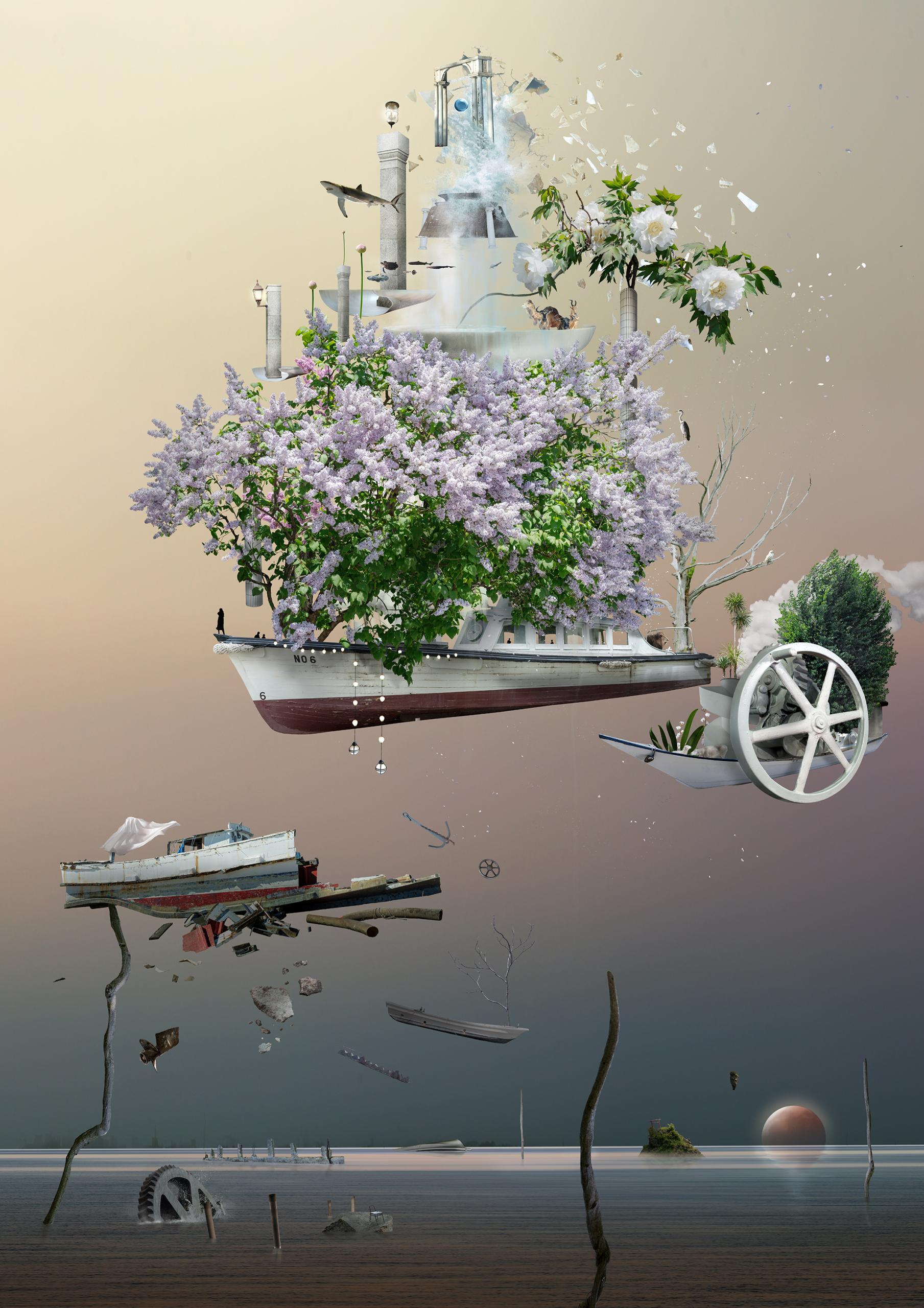 Celebration of embarkation