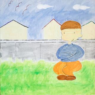木内路央/少年と空き地